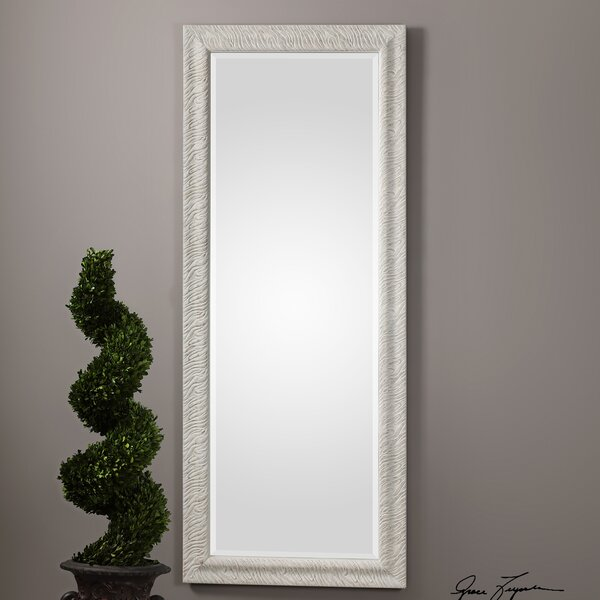 Bunny Pateley Wood Accent Mirror by House of Hampton