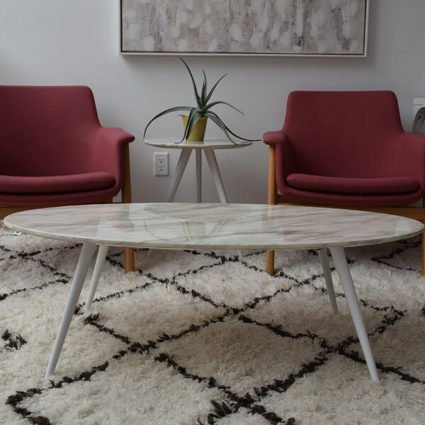 Airfoil 2 Piece Coffee Table Set by m.a.d. Furniture