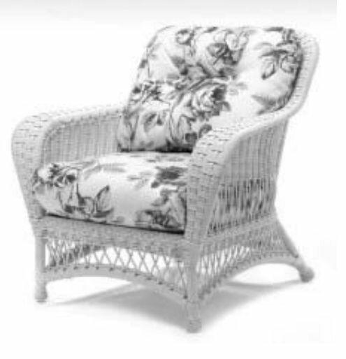 Sedona Patio Chair by Woodard
