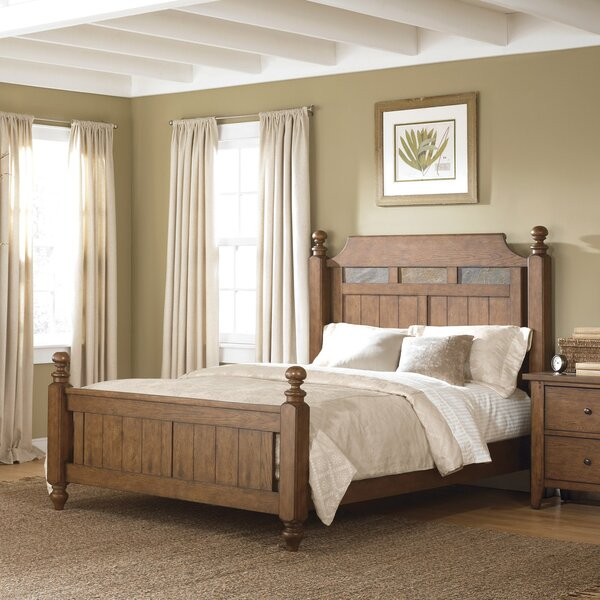 Warkentin Standard Bed by Charlton Home