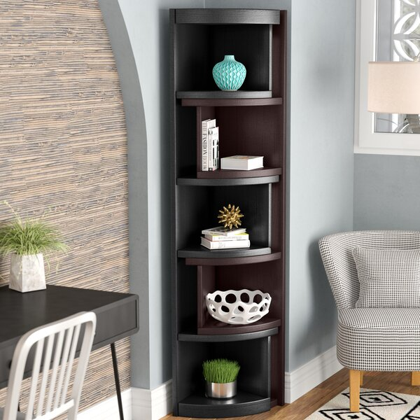 Bridges Corner Unit Bookcase by Ivy Bronx