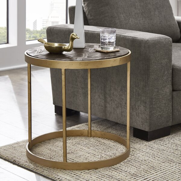 Theo End Table by Mercer41