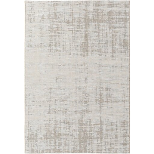 Alston Brown/Neutral Indoor/Outdoor Area Rug by Laurel Foundry Modern Farmhouse