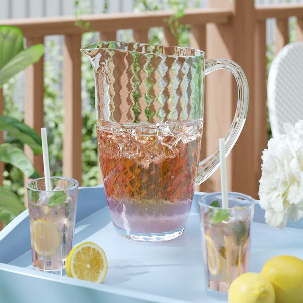 Granada Plastic Pitcher by Birch Lane™