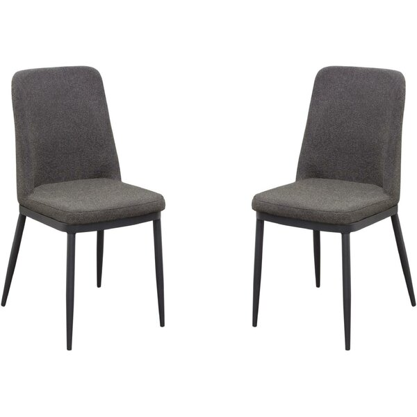 Thiago Upholstered Dining Chair (Set of 2) by Brayden Studio