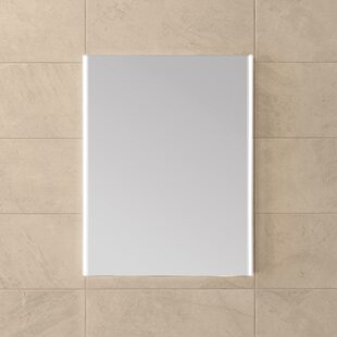 Comparison Parker Bathroom Wall Mirror By Ronbow