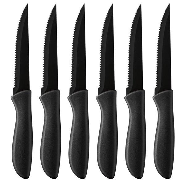 4.5 Steak Knife Set (Set of 6) by Cuisinart