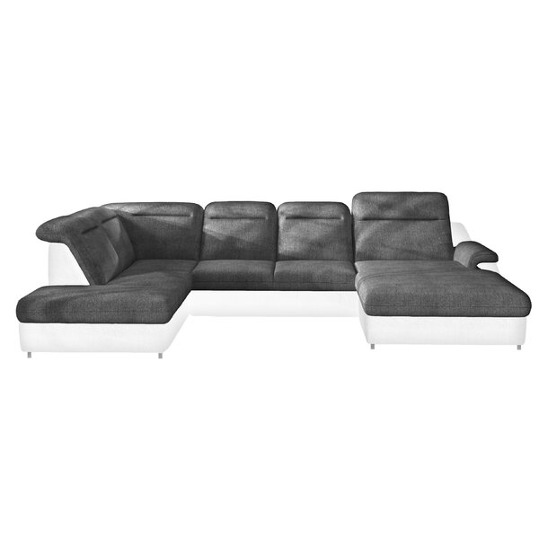 Imani Sleeper Sectional With Ottoman By Orren Ellis