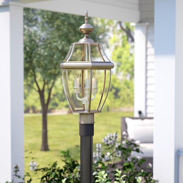 Tillison 3-Light Lantern Head by Charlton Home