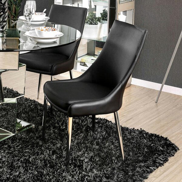 Altgeld Upholstered Side Chair (Set of 2) by Orren Ellis Orren Ellis