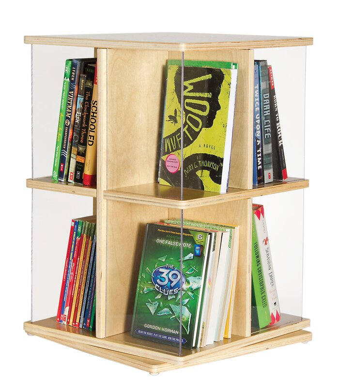Classroom Design Literature Review ~ Spinning book rack for classroom cosmecol