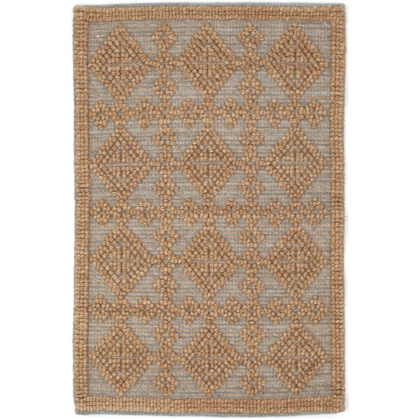 Hand Woven Brown Area Rug by Dash and Albert Rugs