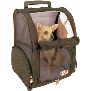 Wheeled Pet Carrier Wayfair