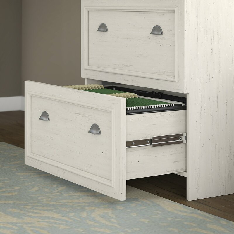 Oakridge 2 Drawer Lateral Filing Cabinet