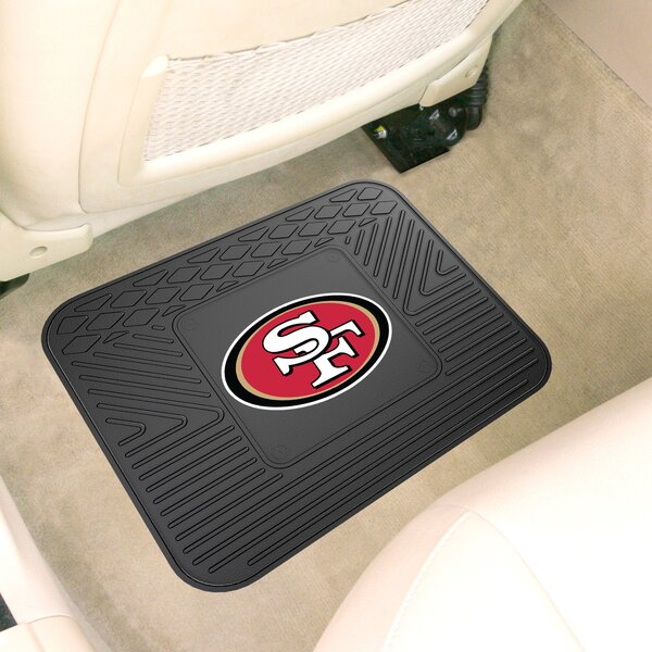 NFL San Francisco 49ers Kitchen Mat by FANMATS