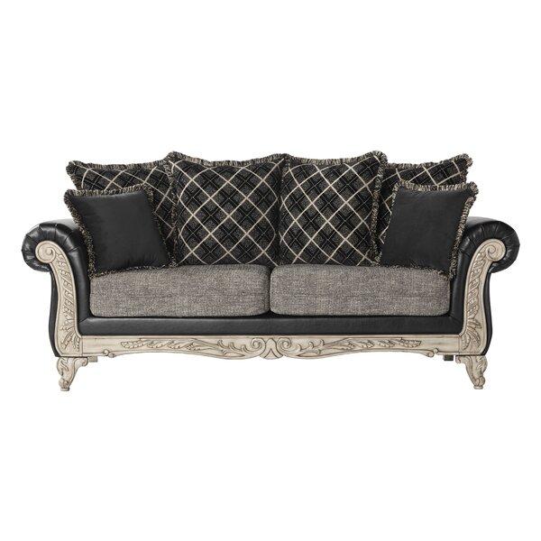 Serta Upholstery Ginsberg Sofa by Astoria Grand
