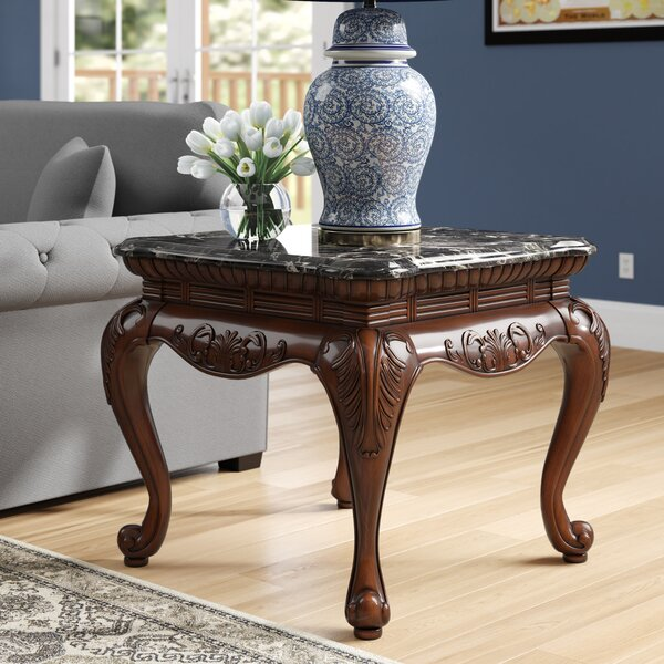 Murray End Table by Astoria Grand