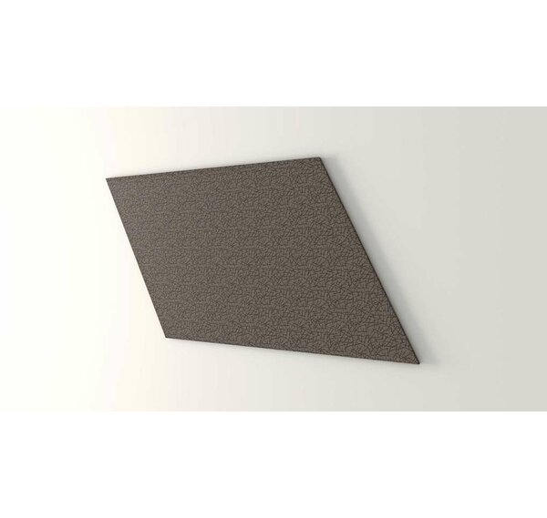 Parallelogram Wall Mounted Bulletin Board by OBEX