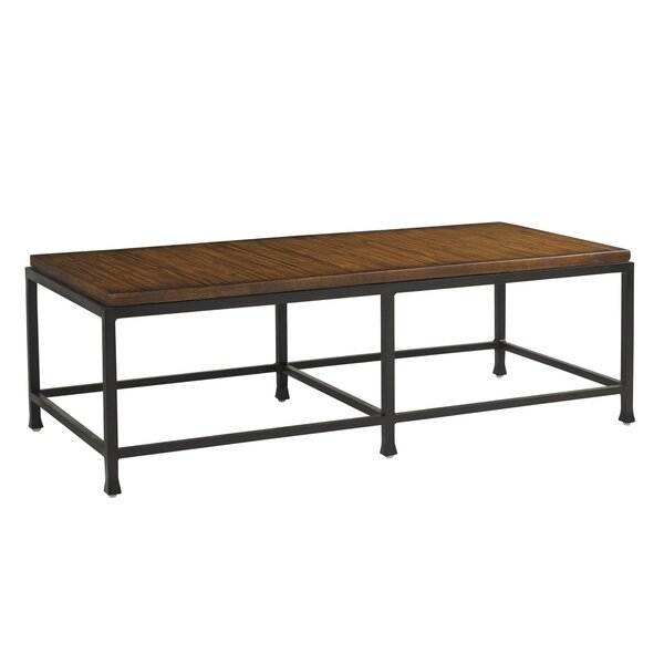 Ocean Club Pacifica Iron Coffee Table by Tommy Bahama Outdoor