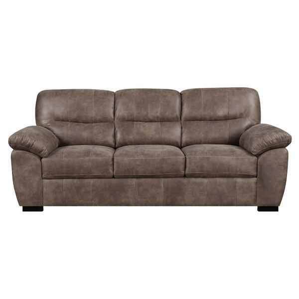 Clapham Standard Sofa by 17 Stories