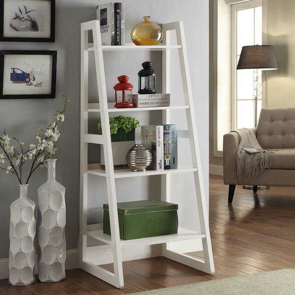 Clarence Ladder Bookcase by Red Barrel Studio