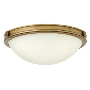 Maxwell 2-Light Flush Mount