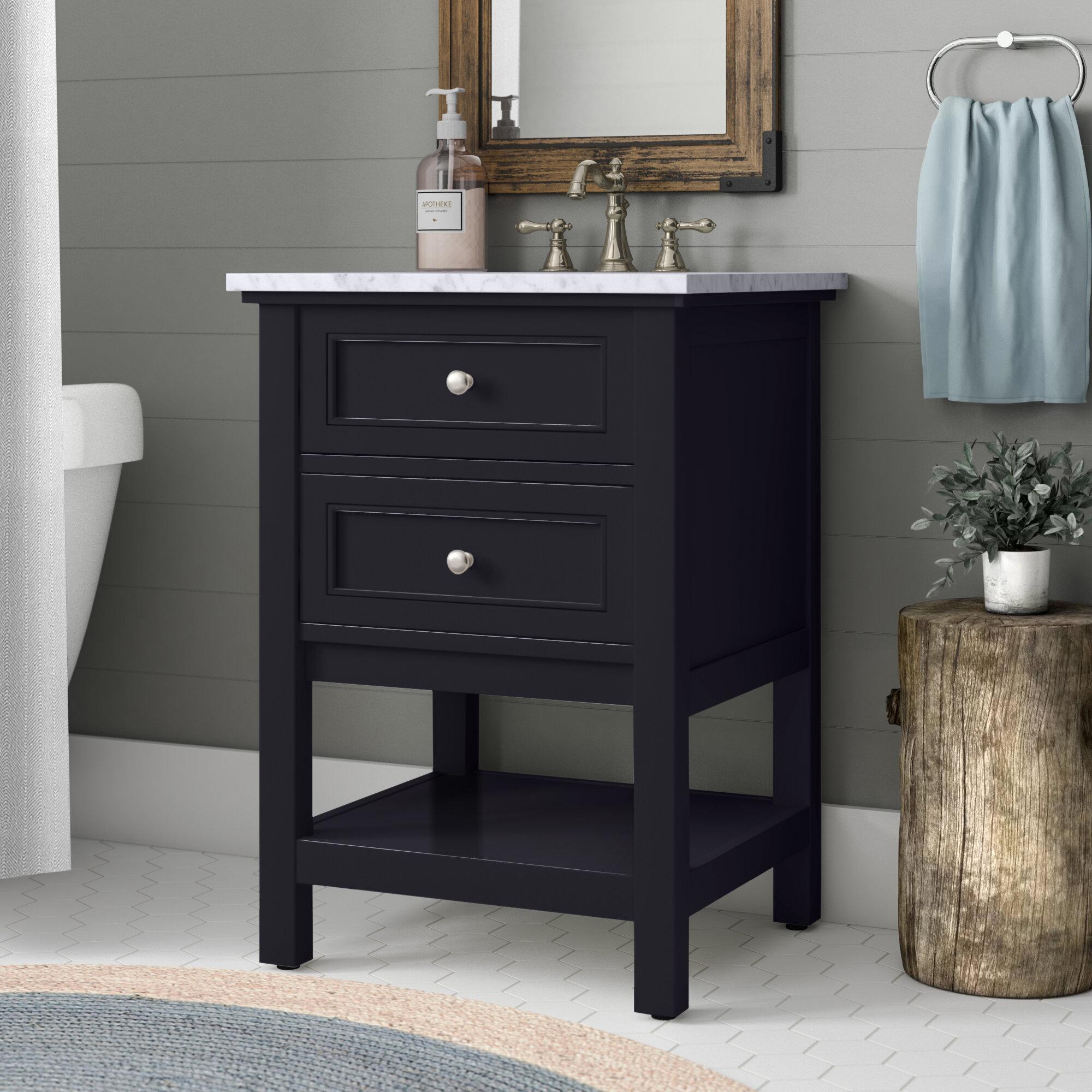 38+ 40 x 22 black bathroom cabinet vanity ideas