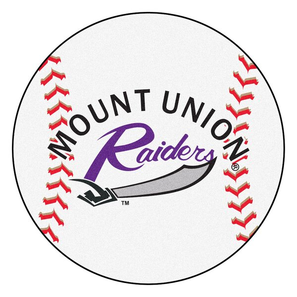 NCAA University of Mount Union Baseball Mat by FANMATS