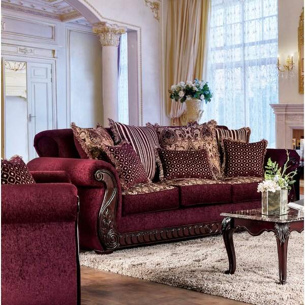 Famous Brands Dolson Traditional Sofa by Astoria Grand by Astoria Grand