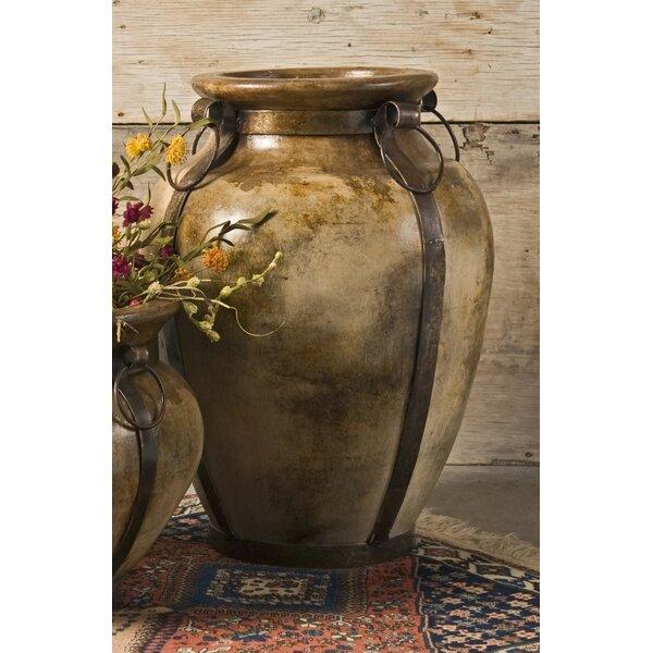 Crouse Terracotta Pot Planter by Fleur De Lis Living
