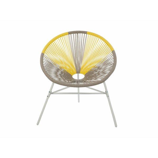 Van Buren Patio Chair (Set Of 2) By Wrought Studio