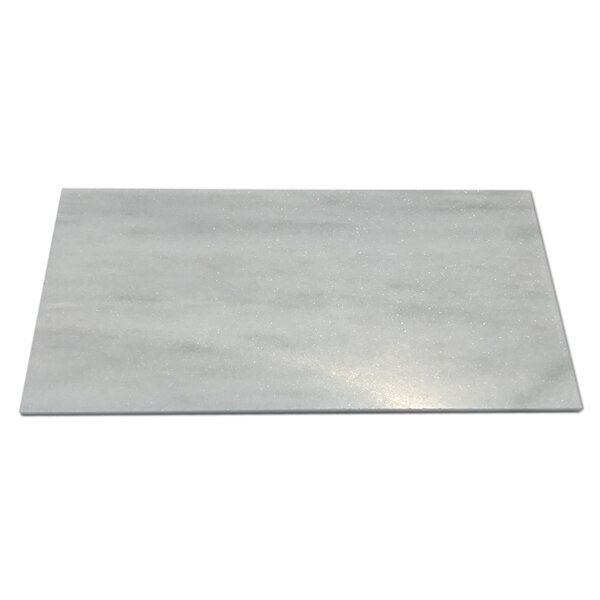 Naples 12 x 24 Marble Field Tile in White by Parvatile