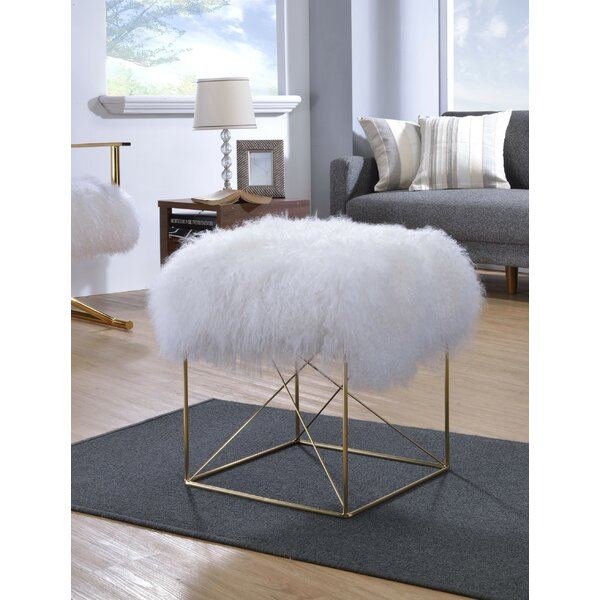 Coleen Ottoman by Everly Quinn