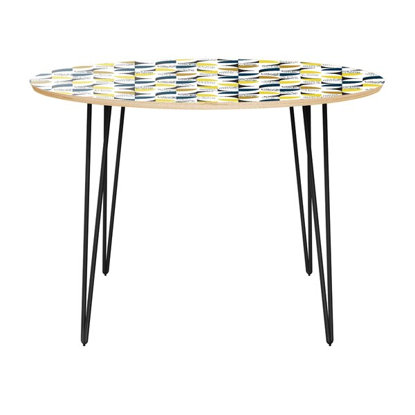 Cambell Dining Table by Wrought Studio