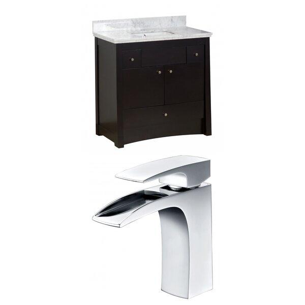 Elite 36 Single Bathroom Vanity Set