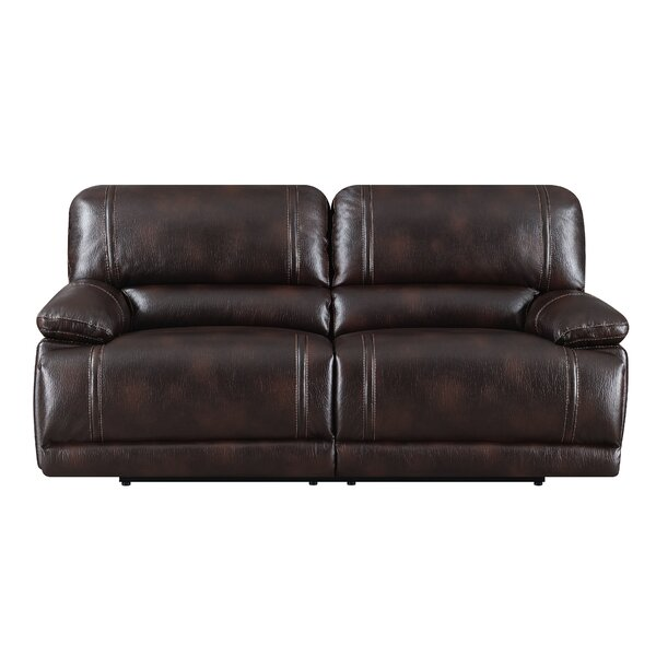 Shop Priceless For The Latest Leyla Reclining Sofa by Winston Porter by Winston Porter