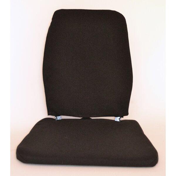 Trimet CF Memory Foam Back Seat Cushion