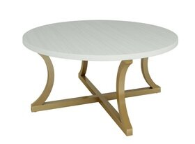 Iris Coffee Table by Allan Copley Designs