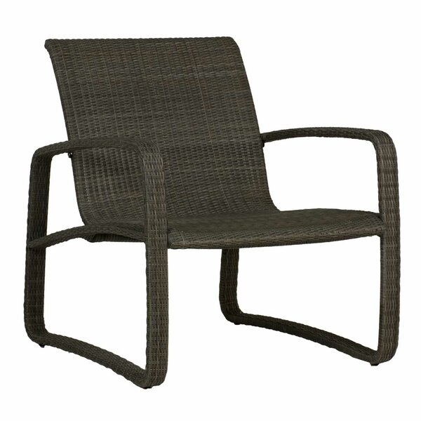 Delray Woven Patio Dining Chair by Summer Classics