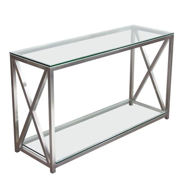 X-Factor Console Table By Diamond Sofa