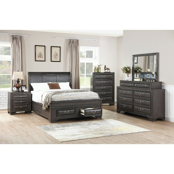 Westbury Park Platform Configurable Bedroom Set by Darby Home Co Darby Home Co