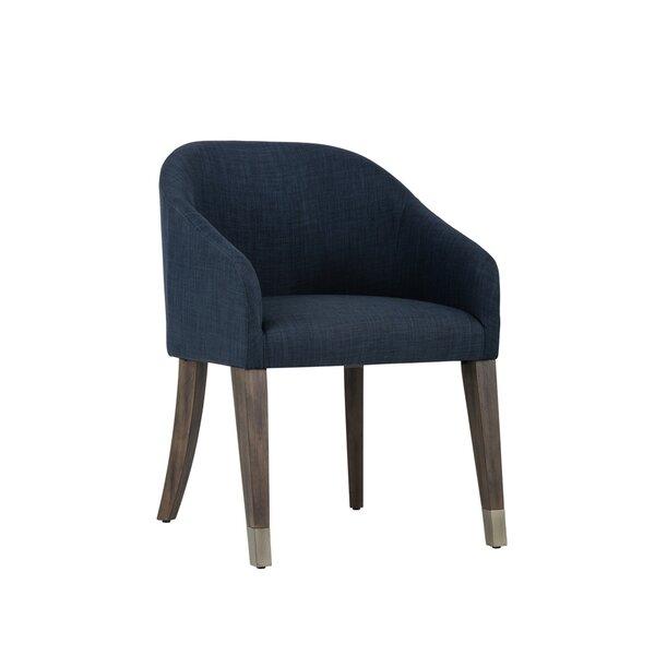 Zenn Barrel Chair by Sunpan Modern