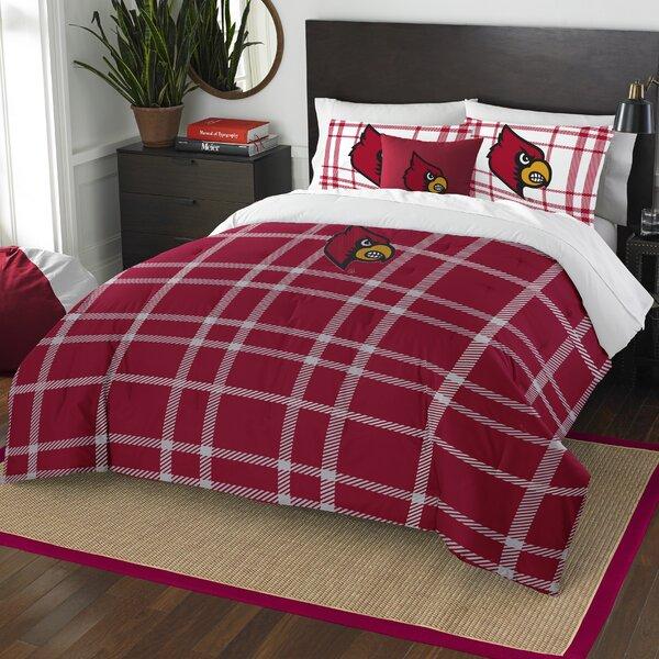 NCAA 5 Piece Twin Comforter Set by Northwest Co.