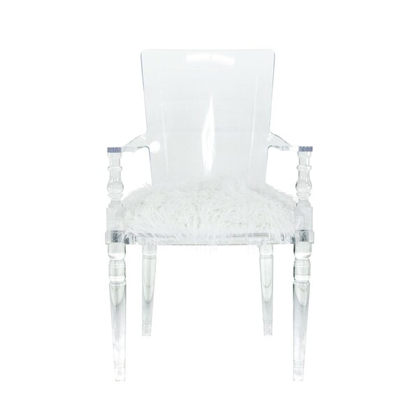 Juliette Upholstered Dining Chair by ModShop