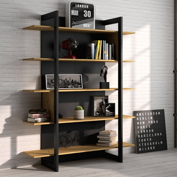 Santana Etagere Bookcase by Williston Forge Williston Forge