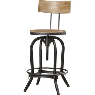 Rustic Bar Stools You Ll Love Wayfair
