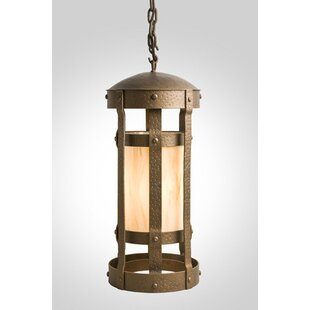 Saffo 1-Light Foyer Pendant by Loon Peak