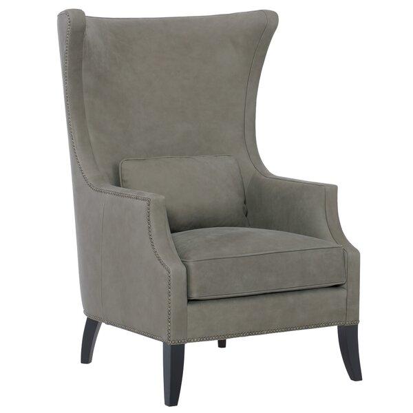Mona Wingback Chair By Bernhardt