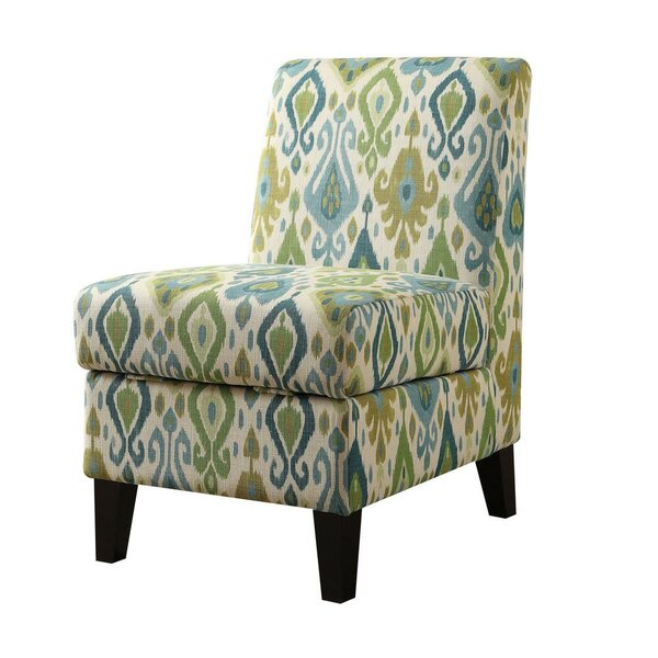 Pieper Slipper Chair by One Allium Way