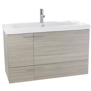 Compare & Buy New Space 31 Single Bathroom Vanity Set By Nameeks Vanities